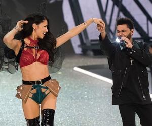 Adriana Lima, fashion show, and victorias secret image