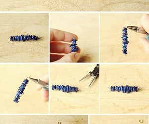 diy, bracelet, and jewelry image