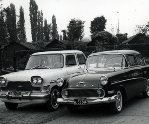 60s, cars, and vintage image
