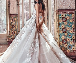 bridal dresses, couture wedding gowns, and galia lahav 2018 image