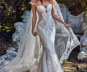 bridal dresses, galia lahav 2018, and couture wedding gowns image