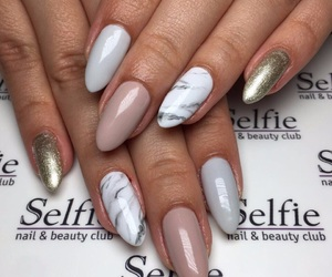 aesthetics, beauty, and nail art image