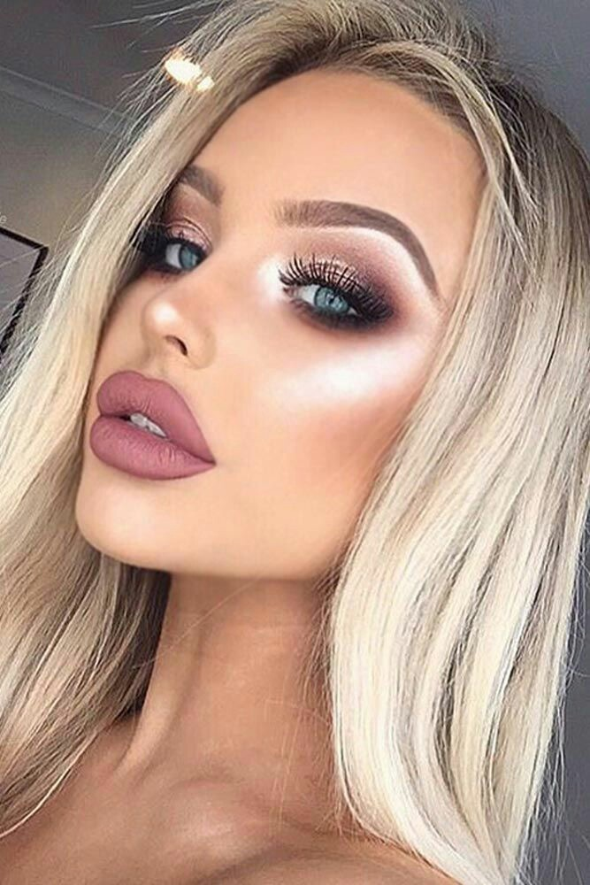 This Is The Most Beautiful Makeup Look I Ever Seen In My Life Gorgeous