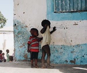children, africa, and gambia image