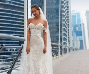 bridal dresses, couture wedding gowns, and david tutera 2018 image