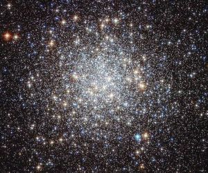 stars and space image