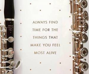 flute, happiness, and music image