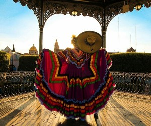 colores, folklore, and hermoso image