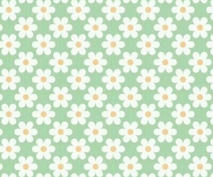 flowers, background, and green image