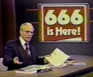 666, satan, and grunge image