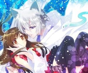 tomoe, anime, and nanami image