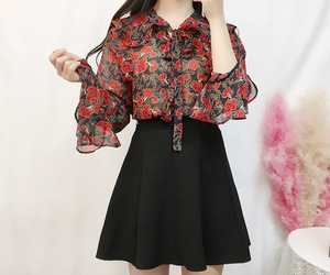 asian fashion, kfashion, and somedays image