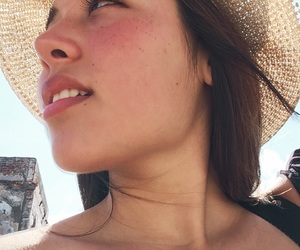 happiness, sky, and moles image