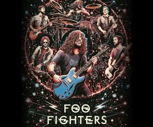 90's, alternative, and foo fighters image