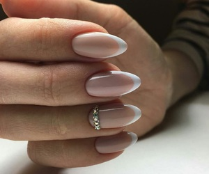 moda, nails, and Classik image