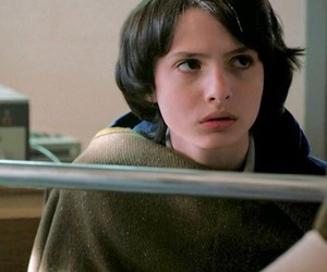 finn wolfhard, mike, and stranger things image