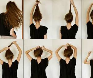 Easy, nice, and hairstyle image