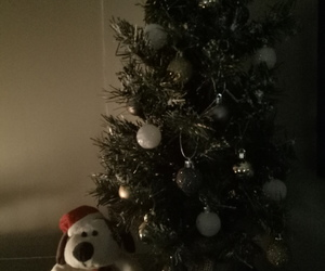 christmas ready and first tree done image