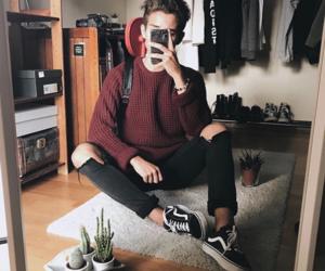 alternative, boy, and chico image
