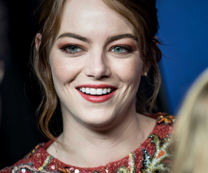beauty, emma stone, and red hair image