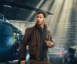 jumanji and nickjonas image