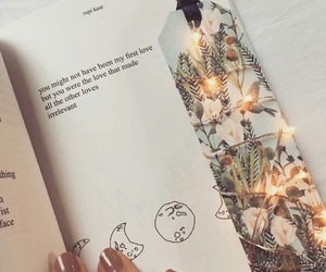 book, quotes, and poem image
