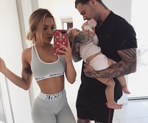 family, tammy hembrow, and boy image
