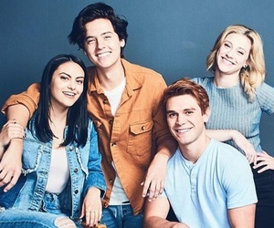 Archie, Betty, and veronica image