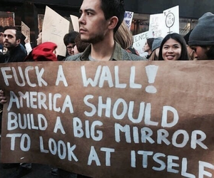 america, quotes, and wall image