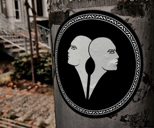 art, stickers, and white image