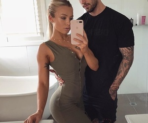 tammy hembrow, couple, and love image