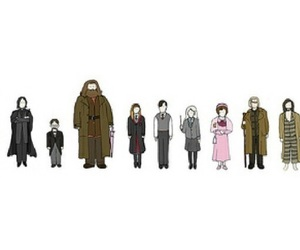 characters, harry potter, and header image