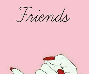 best friends and wallpaper image