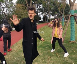 beautiful, Harry Styles, and black image