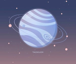 neptune, planet, and wallpaper image