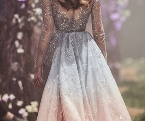 dress, fashion, and fantasy image