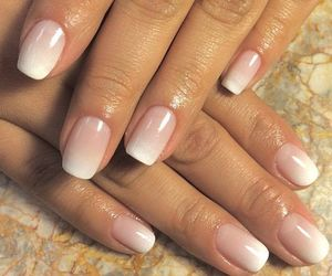 nails, manicure, and beauty image