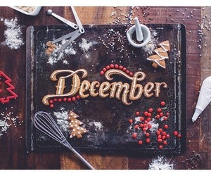 december, christmas, and Cookies image