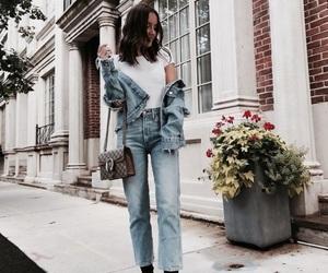 aesthetic, bag, and fashion image