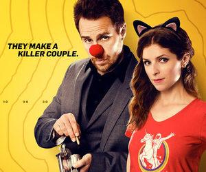 comedy, killer, and romance image