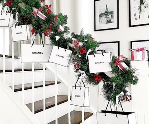 christmas, chanel, and home image