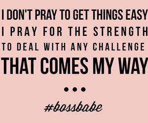 life, pray, and bossbabe image