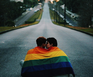 boys, lgbt, and love image