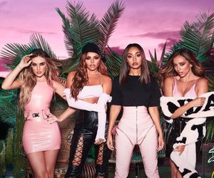 girls, jesy nelson, and perrie edwards image