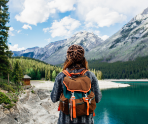 adventure, explore, and girl image