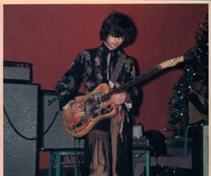 jimmy page, vintagr, and the yardbirds image