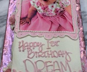 birthday cake, Dream, and cake image