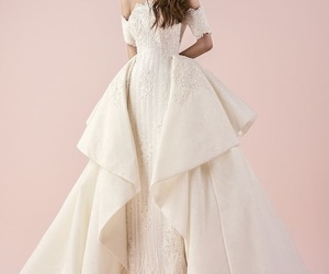 couture wedding gowns, bridal dresses, and saiid kobeisky 2018 image