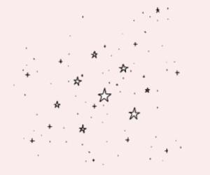 stars, pink, and tumblr image