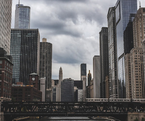 city and chicago image